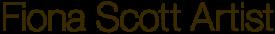 Fiona Scott Artist Logo